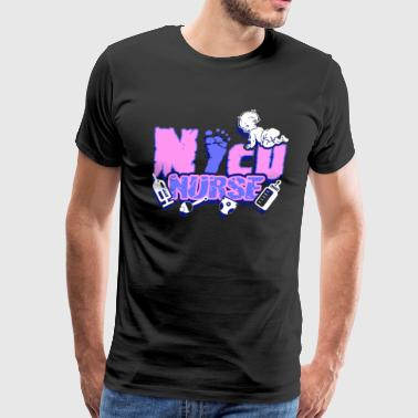 NICU NURSE SHIRT - Men's Premium T-Shirt