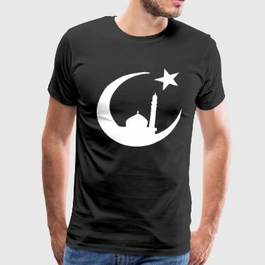 MUSLIM ISLAM MOSQUE - Men's Premium T-Shirt