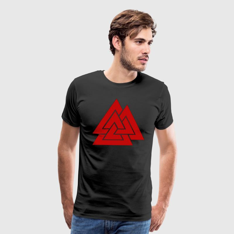valknut - Men's Premium T-Shirt