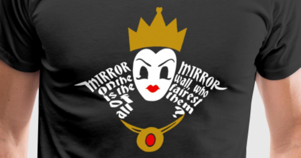 Magical Snow White Evil Queen Glitter By Anwar21 Spreadshirt