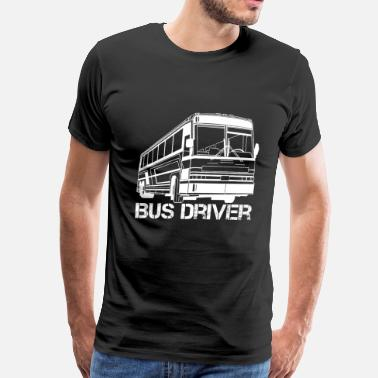 Nude Children Art Bus Driver bus driver accessories whore bus driv - Men's Premium T-Shirt