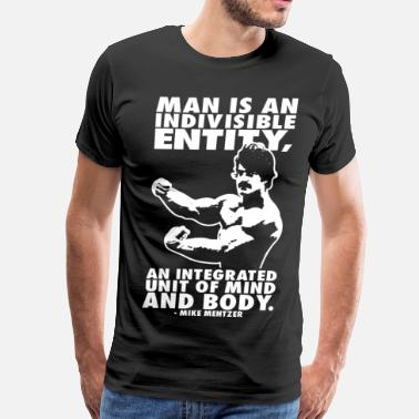 Indivisible Man Is an Indivisible Entity - Men's Premium T-Shirt