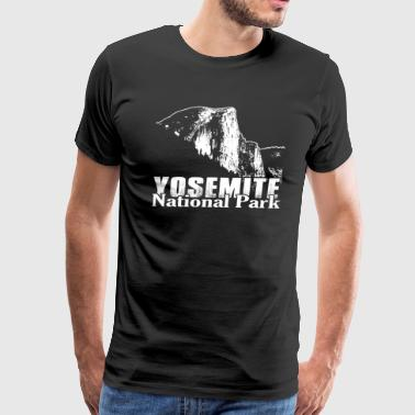 YOSEMITE NATIONAL PARK SHIRT - Men's Premium T-Shirt