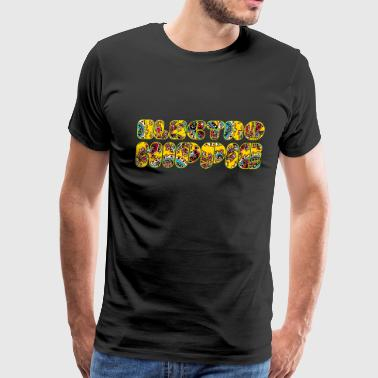 Electro Hippie - Men's Premium T-Shirt