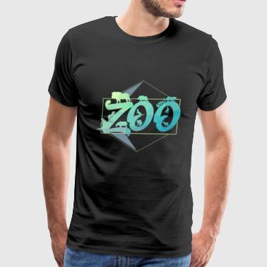 ZOO - Men's Premium T-Shirt