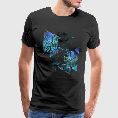 Abstract Colorful - Men's Premium T-Shirt