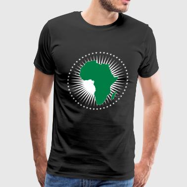 Africa Designs Africa Design - Men's Premium T-Shirt