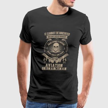 Aviation ordnanceman-I own forever the title - Men's Premium T-Shirt