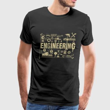 Engineering - Men's Premium T-Shirt