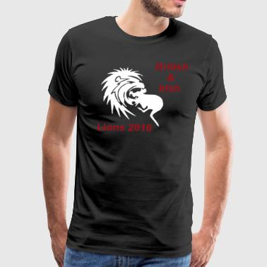 British and Irish Lions - Men's Premium T-Shirt
