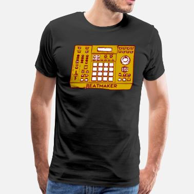 Instruments Drum Machine - Men's Premium T-Shirt