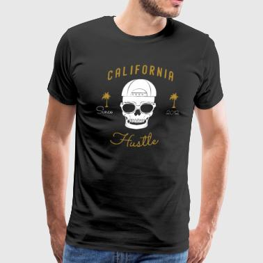 California Hustle - Men's Premium T-Shirt