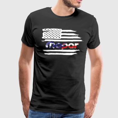 MOPAR USA - Men's Premium T-Shirt