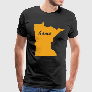 Minnesota Home Shirt - Men's Premium T-Shirt