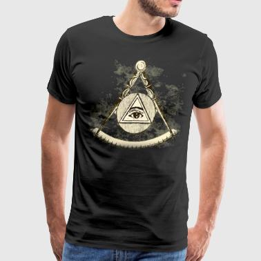 Illuminati Shirt 2 - Men's Premium T-Shirt