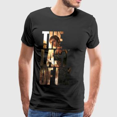 Last Of Us The Last of Us - Men's Premium T-Shirt