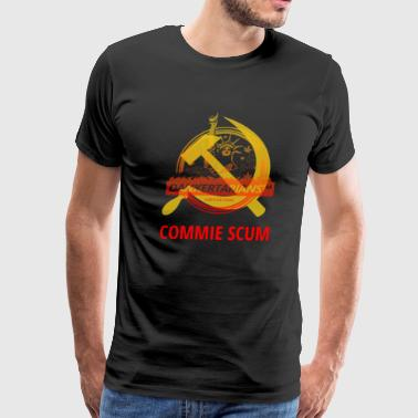 Commie Scum - Men's Premium T-Shirt