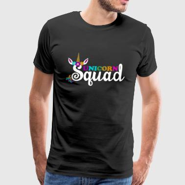 Squad Unicorn Squad - Men's Premium T-Shirt