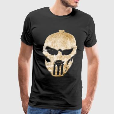 Hockey Mask Kids CJ - Men's Premium T-Shirt