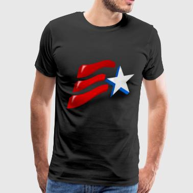 Merica independence day T Shirt - Men's Premium T-Shirt