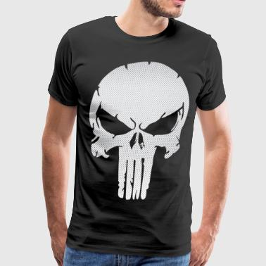 Punisher Skull punisher - Men's Premium T-Shirt