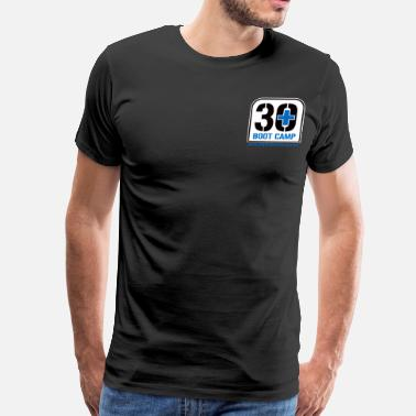Bootcamp 30+Bootcamp Original. - Men's Premium T-Shirt