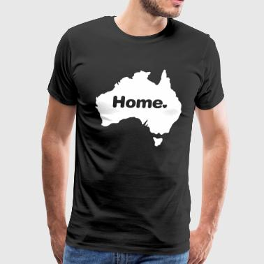Australia Home Love - Men's Premium T-Shirt