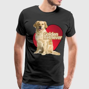 Retriever - Men's Premium T-Shirt