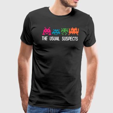 - The Usual Suspects - Men's Premium T-Shirt