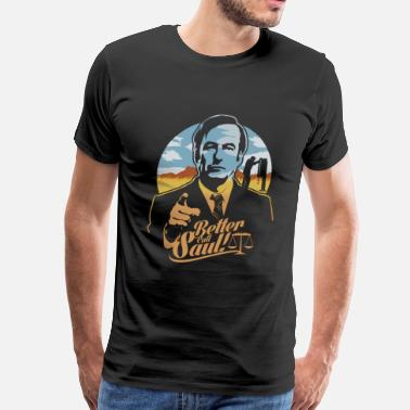 Saul Better Call Saul - Men's Premium T-Shirt