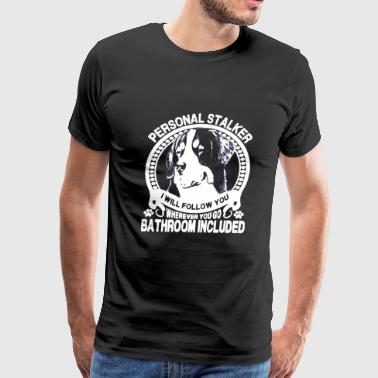 Bernese Mountain Dog - Men's Premium T-Shirt