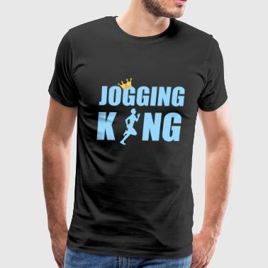 Jogging - Men's Premium T-Shirt