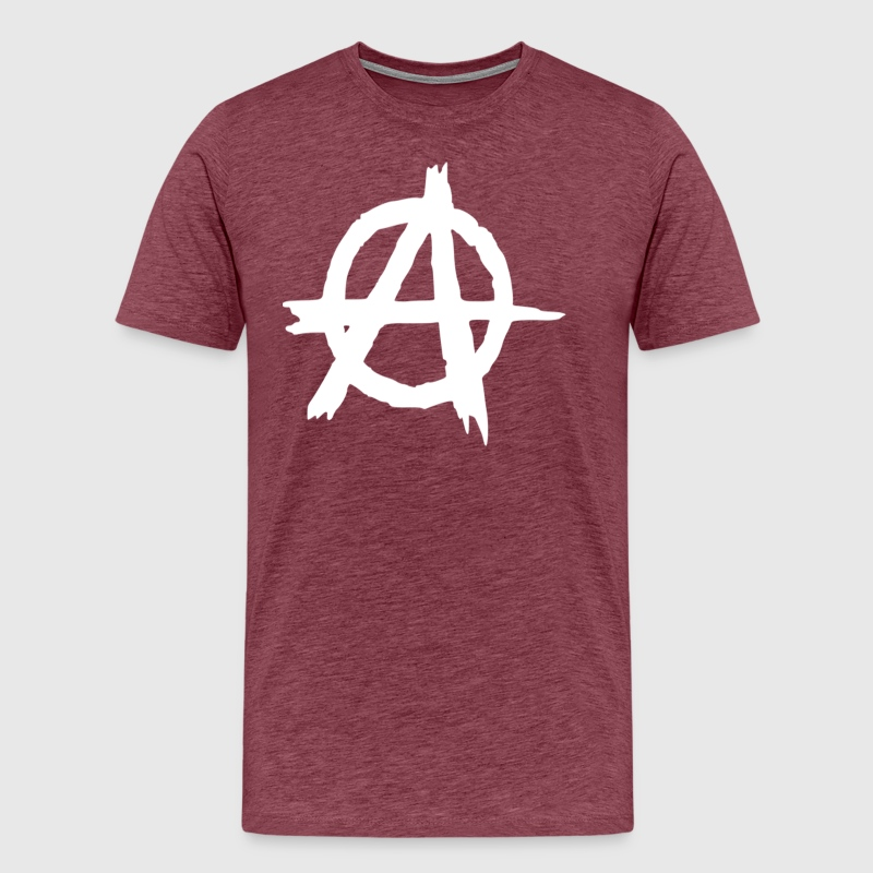 Anarchy Symbol By Mark5ky Spreadshirt