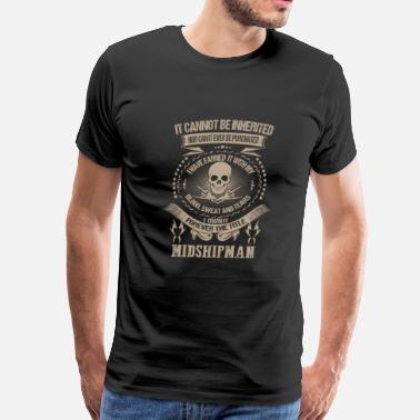 Suicide Boys Midshipman - I've earned it with my blood and tear - Men's Premium T-Shirt