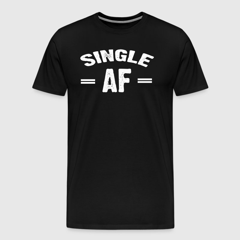 Single AF T-shirt - Men's Premium T-Shirt