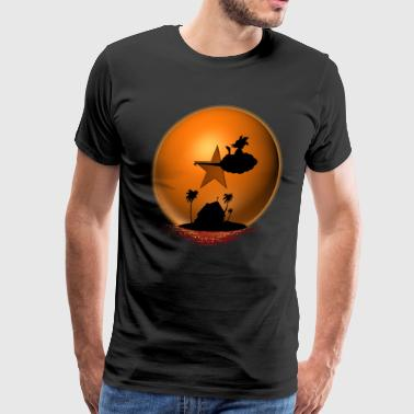 GOKU CHILD - Men's Premium T-Shirt