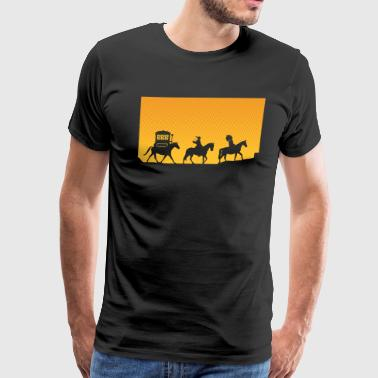 Nomad Jokes Nomadic Casino - Men's Premium T-Shirt