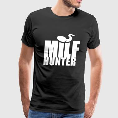 Milf Hunter - Men's Premium T-Shirt
