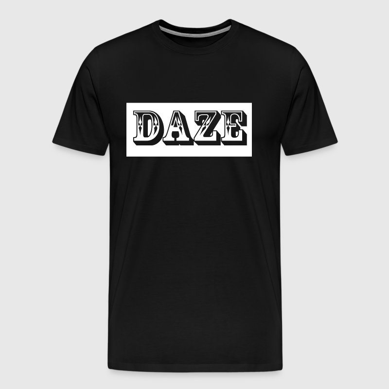 Daze Midnight - Men's Premium T-Shirt