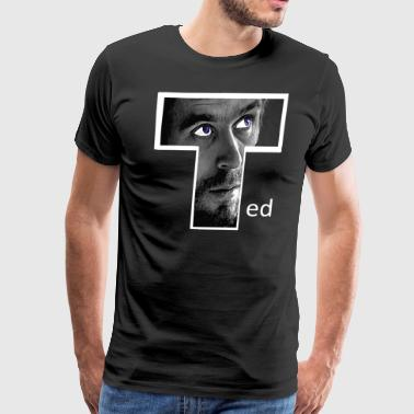 Serial Killer Ted Bundy - Men's Premium T-Shirt