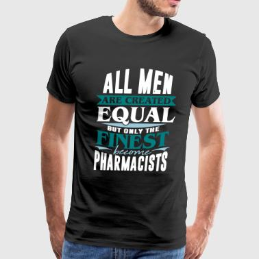 pharmacist drugstore pharmacy drugstore medicine - Men's Premium T-Shirt