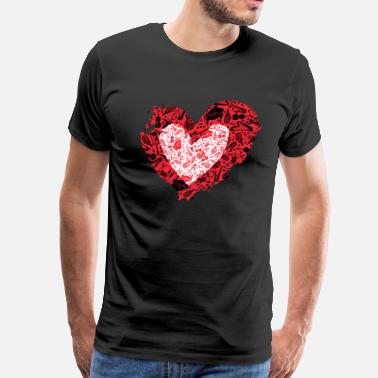 Singing Music Is Love - Men's Premium T-Shirt