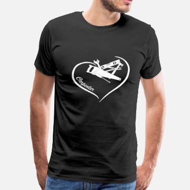 Carpenter Heart Carpenter Heart Shirt - Men's Premium T-Shirt