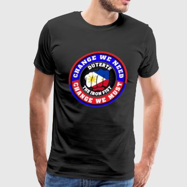 duterte2 - Men's Premium T-Shirt