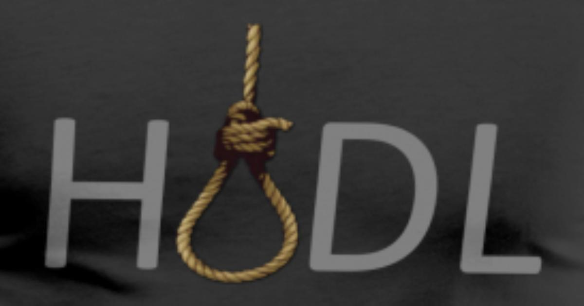 Hodl Noose By Spreadshirt