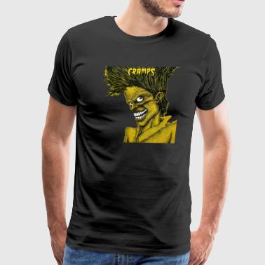 The Cramps Bad Music For Bad People - Men's Premium T-Shirt