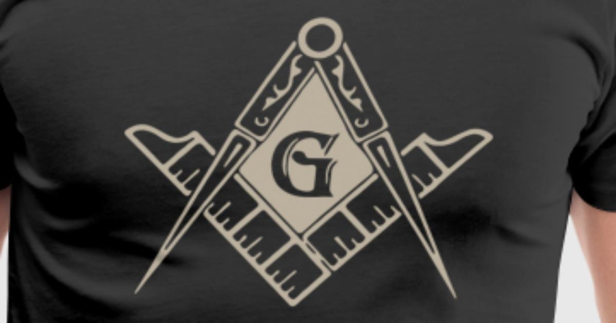 Freemason Logo Square Compass Symbol By Sagitashop Spreadshirt