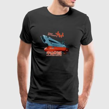 Space Battleship Yamato - Men's Premium T-Shirt