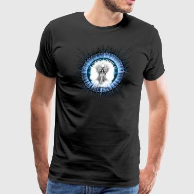 Ether Arsencia Ethereal Silver Light - Men's Premium T-Shirt
