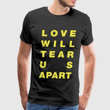 Blue Ivy Love Will Tear Us Apart - Men's Premium T-Shirt